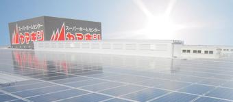 太陽光発電WEBサイト